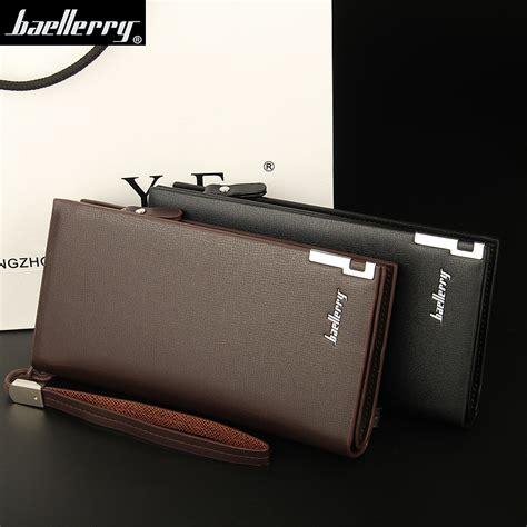 Dompet Kulit Pria Baellerry Casual Design Quality baellerry dompet kulit pria kasual coffee
