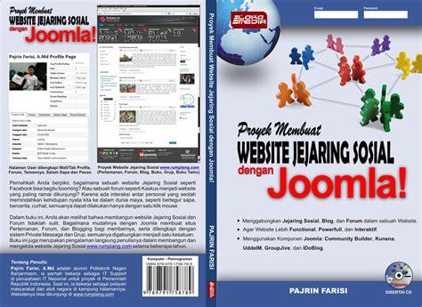 membuat website jejaring sosial sendiri proyek membuat website jejaring sosial dengan joomla