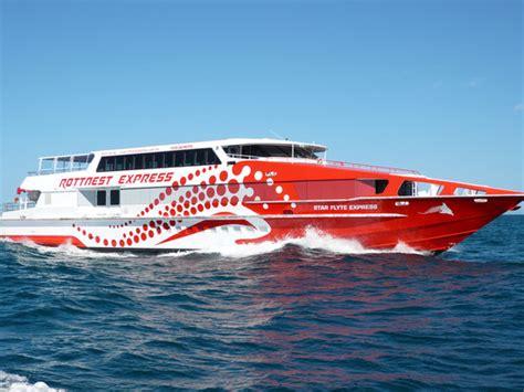 rottnest express boats rottnest express fremantle australia address phone