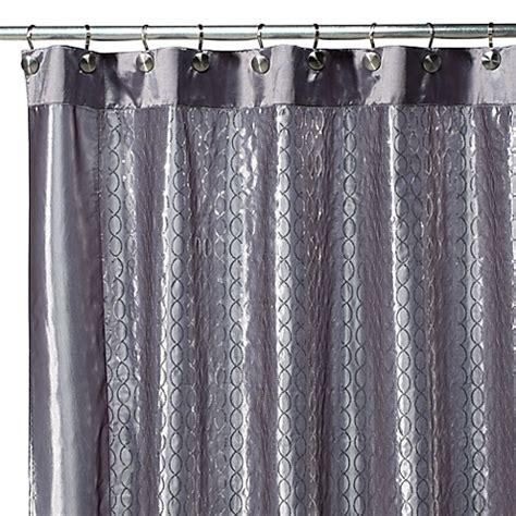 Infinity 72 Inch X 84 Inch Fabric Shower Curtain Bed