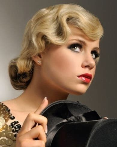 wave hairstyle pictures finger wave hairstyles beautiful hairstyles