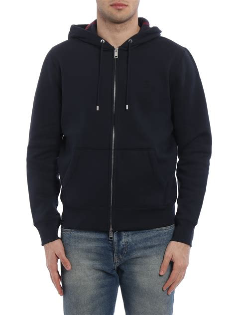 Check Sweatshirt check lining sweatshirt by burberry sweatshirts