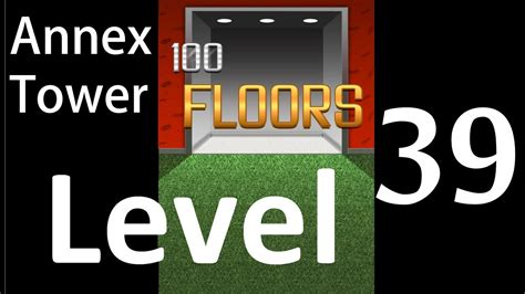 100 floors 39 annex 100 floors level 39 annex tower solution walkthrough