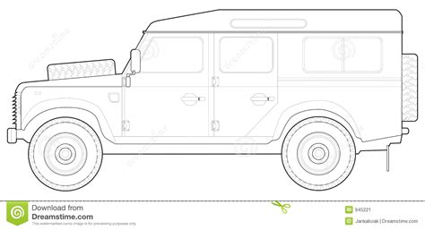 only drawing doodle defender land rover 110 clipart panda free clipart images