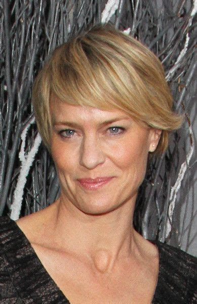 pics of robin wright haircut in house of cards 222 best robin wright images on pinterest