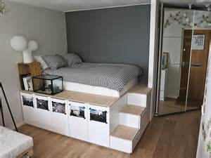 ikea bed hack faktum storage bed ikea hackers ikea hackers