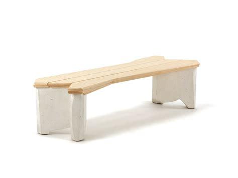 stylish benches nico yektai white cast bench designer bench