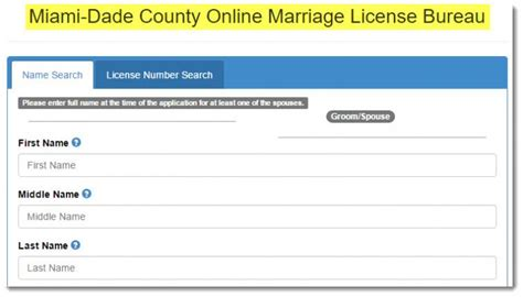 Public databases for marriage dates