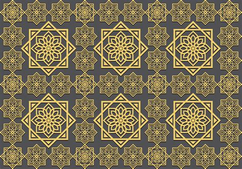 pattern islamic free islamic ornament seamless pattern download free vector