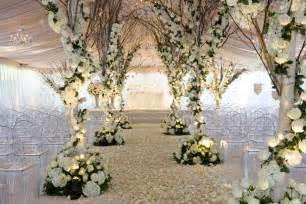 wedding decor ideas gorgeous wedding ceremonies the magazine