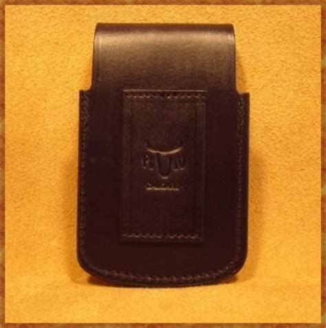 rn custom leather works cell phone iphone and