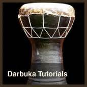 tutorial darbuka lessons hang frame drums cajon udu percussion