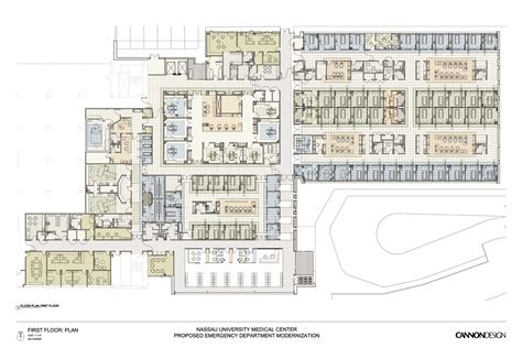 emergency department floor plan numc ed modernization by don newman at coroflot com