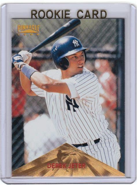 Derek Jeter Rookie Card