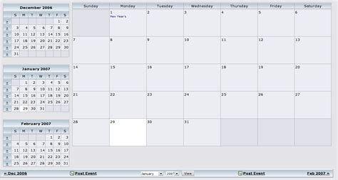 printable calendar large numbers printable calendars with large numbers html autos post