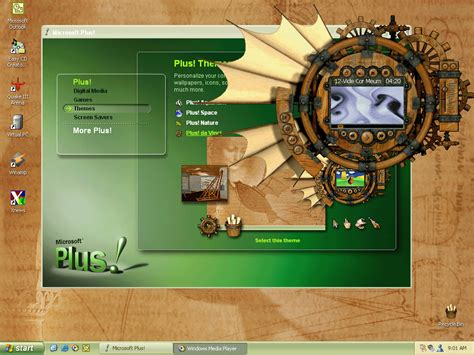 themes cartoon for windows xp da vinci screensaver wallpaper theme wallpapersafari