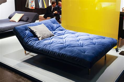 blue velvet sofa bed comfort in cologne sensational sofa and seating trends