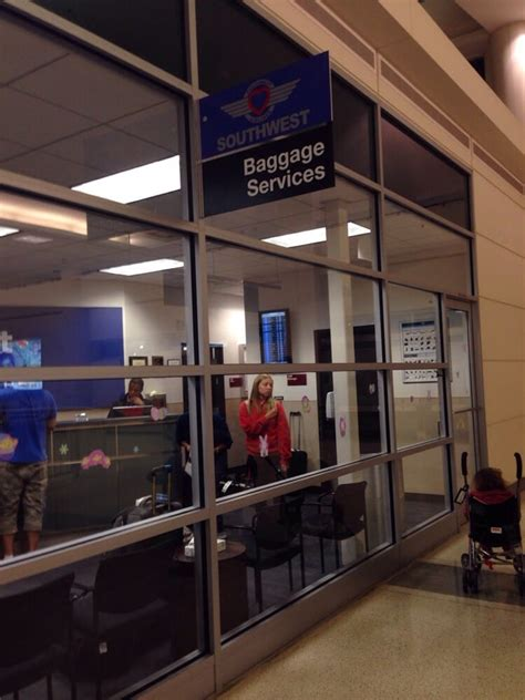 southwest airlines baggage policy baggage service claim service when your luggage is lost it