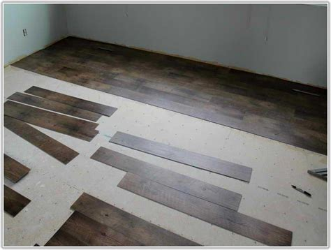 Installing Wood Laminate Flooring Installing Laminate Wood Flooring On Concrete Flooring Home Decorating Ideas Pw4gxxm2w6
