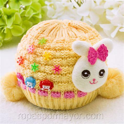 gorros tejidos para bebes y ninos de 2 anos vendo fabulosos gorros gorros tejidos de conejo blanco para bebes qctn2 2 60
