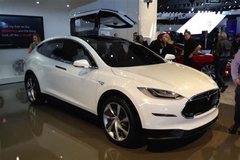 Tesla Model X Starting Price Tesla Model X Autoweek Nl