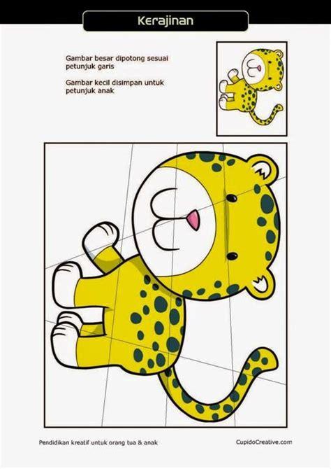 tutorial menggambar jerapah 510 best kerajinan anak images on pinterest sd alpha