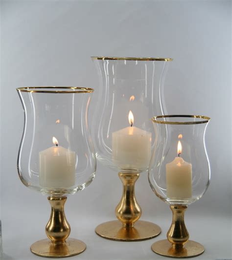 china clear glass candle holder by4036 china candle
