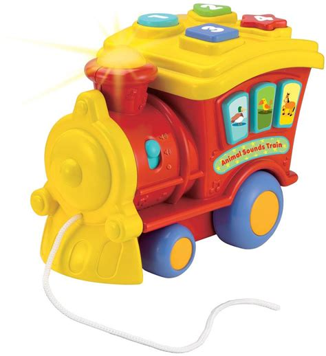 winfun pull along puppy 12m buy winfun pull along stacking choo choo on flipkart