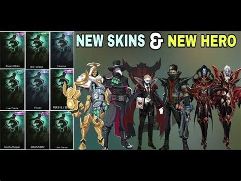 my event mobile legend mobile legends new skin mobile legends new new