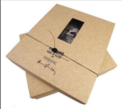 Tshirt Kaos Siberian Fast Food brown paper logo printing box packaging for textile t shirt