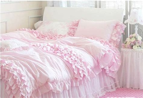pink ruffled queen duvet cover ruffle duvet and ruffle
