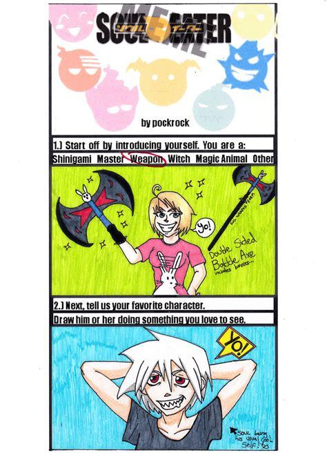 Soul Eater Meme - soul eater meme pt 1 by brightredeyes on deviantart