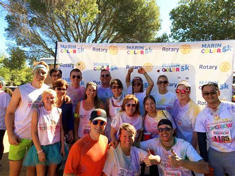 giving back to charity color run northgate dental
