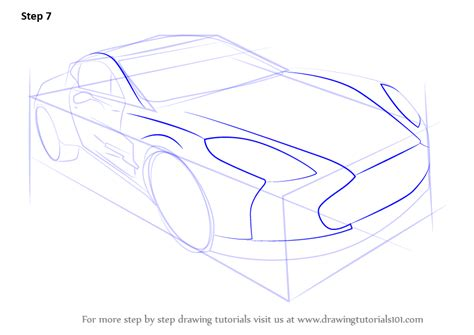 how to draw a aston martin learn how to draw aston martin one 77 cars step by step