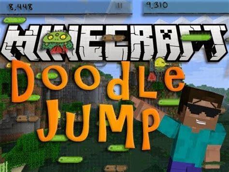 minecraft mini doodle jump doodle jump minecraft mini