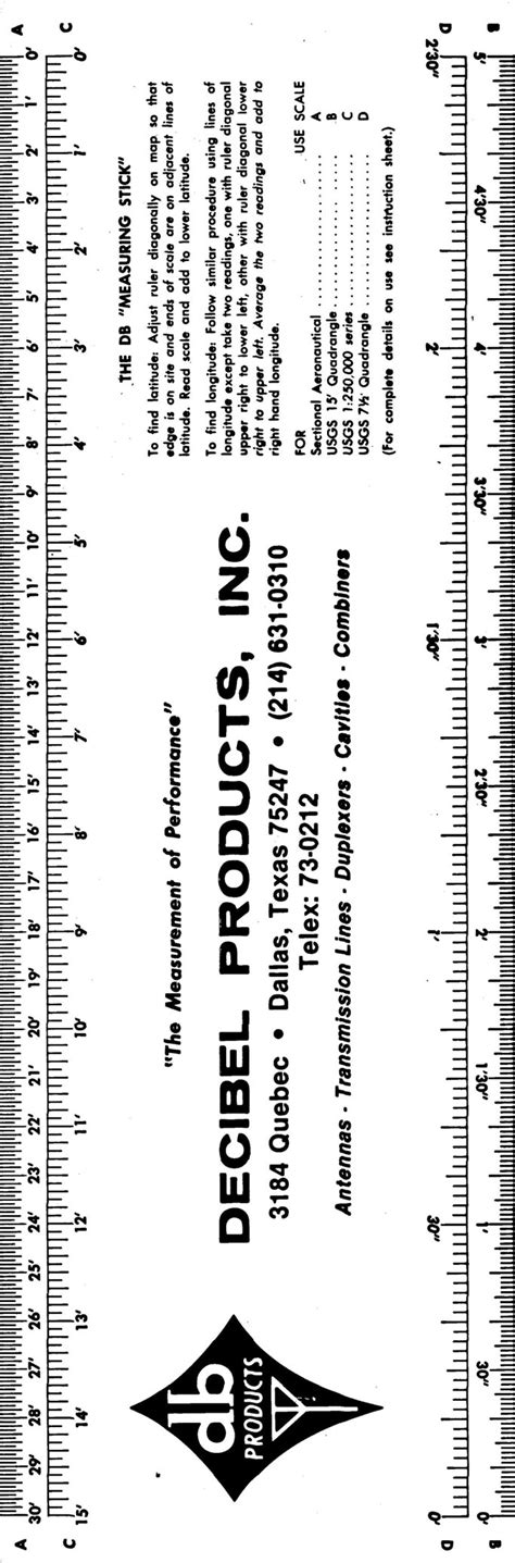 printable lat long ruler keith s sar outdoor page