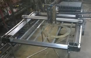 xy tisch cnc plasma table