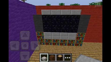 Dining Room Minecraft Pe Minecraft Pe Tutorial 6 Living Dining Room