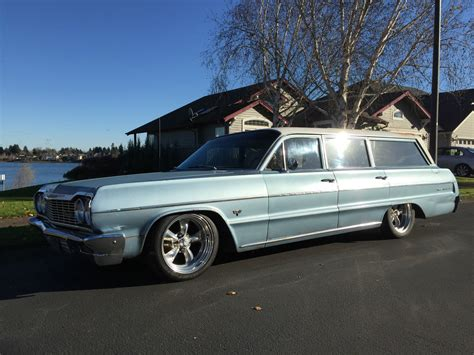64 impala wagon lowrider chevrolet impala wagon 64 impala 1964 chevrolet impala
