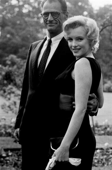 Marilyn Monroe Arthur Miller | marilyn monroe arthur miller vintage hollywood icons