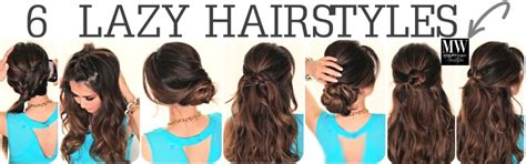 hairstyles for easy back to school 3 totally easy back to school hairstyles hair tutorial