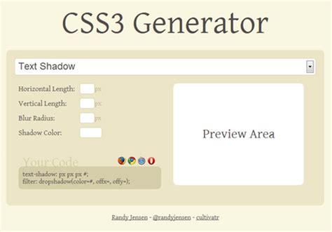 rgba color generator 15 great exles of css3 generator blueblots