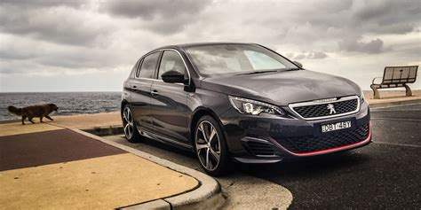 peugeot gti 2016 peugeot 308 gti 250 week with review photos
