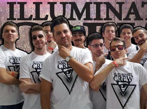 gli illuminati italiani 171 arrivano gli illuminati crew 187 fan in delirio evento