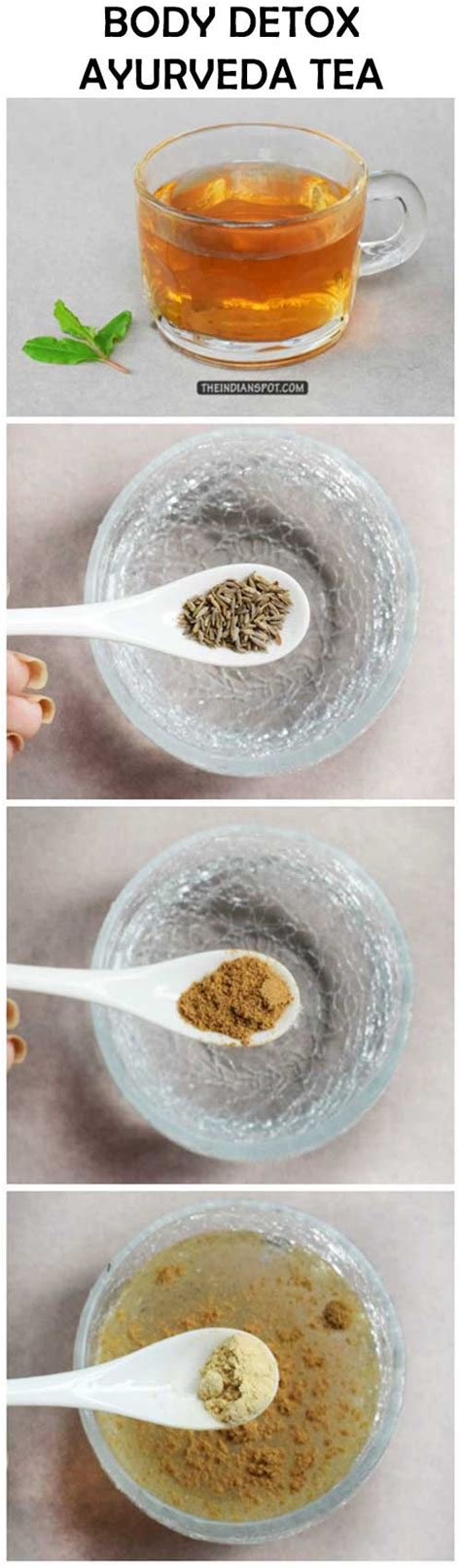 Ayurvedic Detox Tea Recipes by Ayurveda Morning Detox Tea Recipe Theindianspot