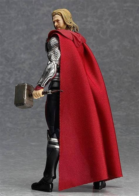 film thor bagus figma thor figure photos order info marvel toy news