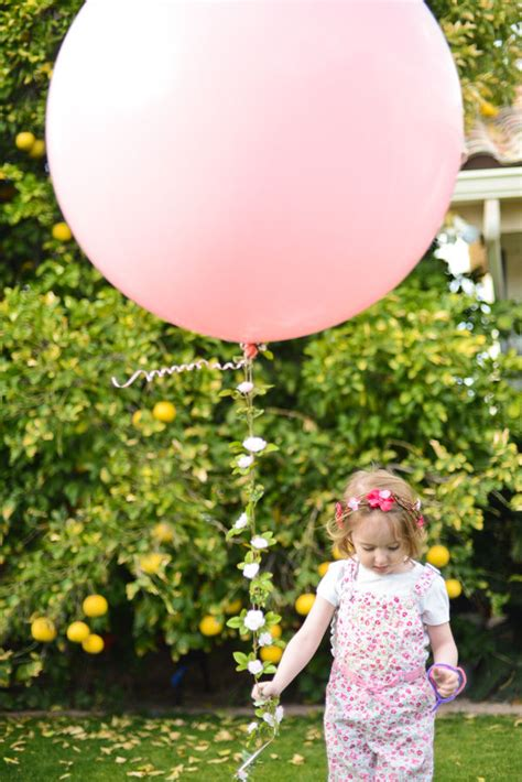 balloon  floral garland spring pictures