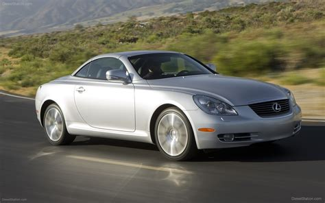 2009 lexus sc 430 widescreen car picture 19 of 54