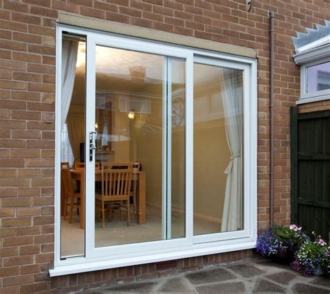 Re De Patio En Aluminium by Sliding Patio Doors Mister Window