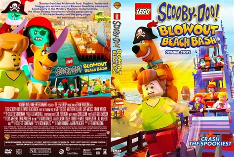 lego scooby doo blowout bash lego scooby doo blowout bash dvd covers labels
